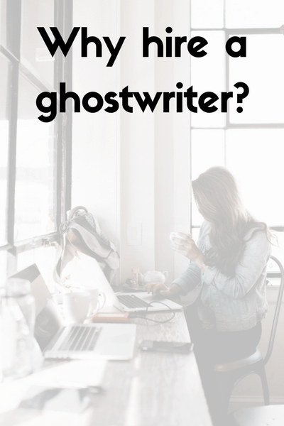 Management ghostwriters for hire website for book reports